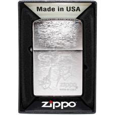 Зажигалка Zippo 200 Cowboy Zippo Бензиновая