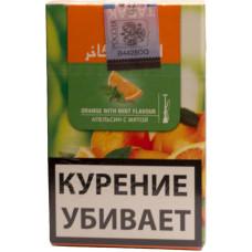 Табак Al Fakher 35 г Апельсин и мята (Аль факер)