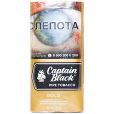 Табак трубочный Captain Black Gold 42.5 г (кисет)