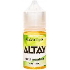 Жидкость Maxwells SALT 30 мл ALTAY 35 мг/мл Алтай