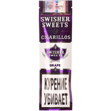 Сигариллы Swisher Sweets Grape 2шт