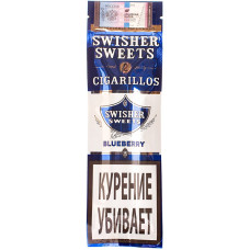 Сигариллы Swisher Sweets Blueberry 2шт