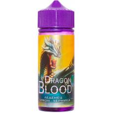 Жидкость Dragon Blood 120 мл Леденец Лимон Черника 3 мг/мл