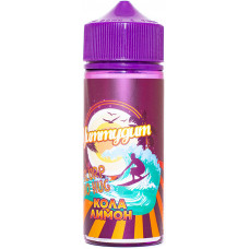 Жидкость Yummygum 120 мл Кола Лимон 6 мг/мл