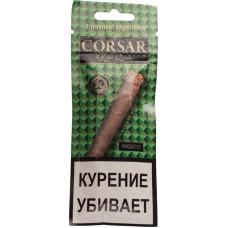 Сигариллы CORSAR 3шт 105мм Mojito Мохито (CORSAR Of The Queen Королевский Корсар)