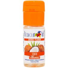 Ароматизатор FA 10 мл Coconut Кокос (FlavourArt)
