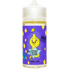Жидкость Sour Collection 100 мл Lemon Candy Sour 3 мг/мл Кислая лимонная конфета