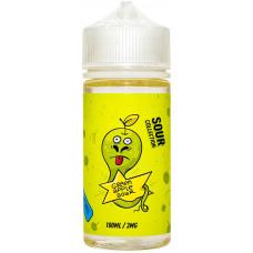 Жидкость Sour Collection 100 мл Green Apple Sour 3 мг/мл Кислое Яблоко