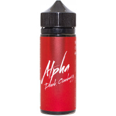 Жидкость Alpha 120 мл Dark Cranberry 3 мг