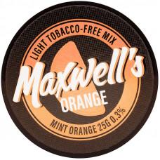 Кальянный Maxwells 25 гр Light Orange Мятный апельсин 0,3%