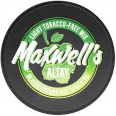 Кальянный Maxwells 125 гр Light Altay Смородиновый чай 0,3%
