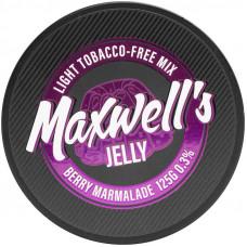 Кальянный Maxwells 125 гр Light Jelly Ягодный мармелад 0,3%