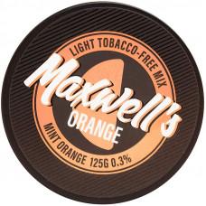 Кальянный Maxwells 125 гр Light Orange Мятный апельсин 0,3%
