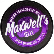 Кальянный Maxwells 25 гр Medium Jelly Ягодный мармелад 1%