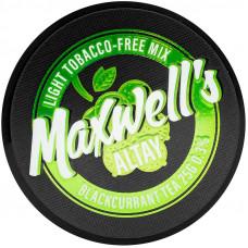 Кальянный Maxwells 25 гр Medium Altay Смородиновый чай 1%