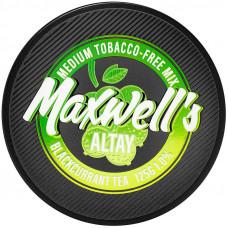 Кальянный Maxwells 125 гр Medium Altay Смородиновый чай 1%