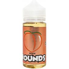 Жидкость Rounds 100 мл Peach 3мг/мл