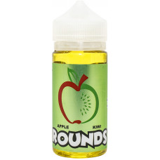 Жидкость Rounds 100 мл Apple Kiwi 3мг/мл