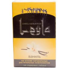Смесь Leyla 50 г Ваниль (Vanilla) (кальянная без табака)