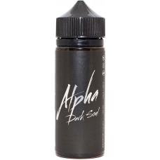 Жидкость Alpha 120 мл Dark Soul 3 мг