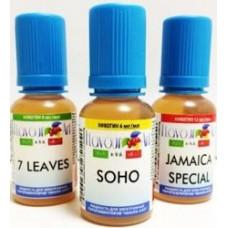 Жидкость FlavourArt 20 мл Табачная Perique black 0 мг/мл  (Черный табак)