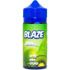 Жидкость Blaze 100 мл Apple Kiwi Splash 3 мг/мл