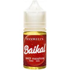 Жидкость Maxwells SALT 30 мл BAIKAL 20 мг/мл Байкал