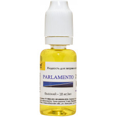 Жидкость ilfumo premium Parlamento 18 мг/мл 20 мл