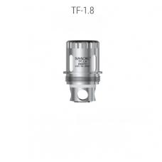 Испаритель Smok TFV4 TF-18 1.8 Ом 15-30W (Clapton Dual Core)