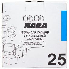Уголь CocoNara 18 куб 25*25*25