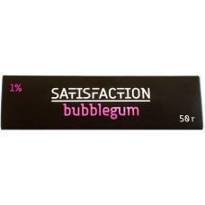 Кальянный Satisfaction 50 гр Bubblegum 1% Жевательная резинка