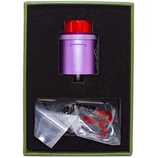 Дрипка Dead Rabbit 24мм Фиолетовый Hellvape