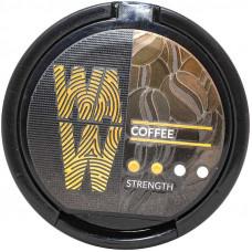 Жевательный WAW 16 гр Кофе 24 мг COFFEE (крышка для вторяков)