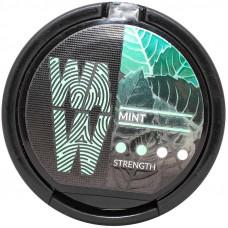 Жевательный WAW 16 гр Мята 24 мг MINT (крышка для вторяков)