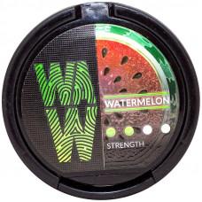 Жевательный WAW 16 гр Арбуз 24 мг WATERMELON (крышка для вторяков)