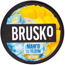 Смесь Brusko 50 гр Medium Манго со Льдом (кальянная без табака)