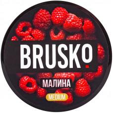 Смесь Brusko 50 гр Medium Малина (кальянная без табака)