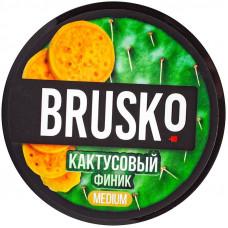 Смесь Brusko 50 гр Medium Кактусовый Финик (кальянная без табака)