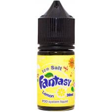 Жидкость Fantasy Salt 30 мл Lemon 20 мг/мл