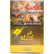 Табак Afzal 40 г Лимон (Афзал)