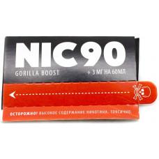 Никобустер NIC90 GorillaBoost 1мл 183мг/мг