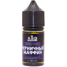 Жидкость A.R.Q. Salt 30 мл Черничный Маффин 1,97 мг/мл