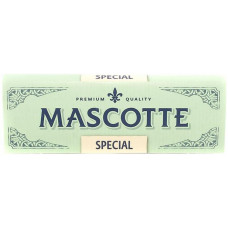 Бумага сигаретная MASCOTTE Special 50 лист.