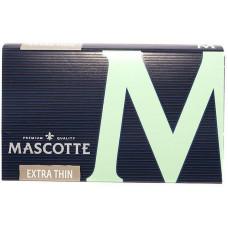 Бумага сигаретная MASCOTTE-M Extra Thin 100 лист.