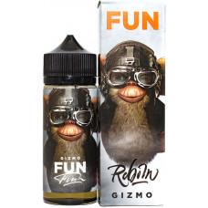 Жидкость Gizmo 120 мл Fun 0 мг/мл