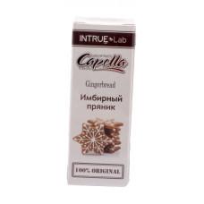 Ароматизатор Capella Имбирный пряник Gingerbread 10 мл