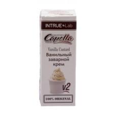 Ароматизатор Capella Ванильный заварной крем Vanilla Custard 10 мл