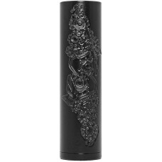 МехМод Spanner v1.1 Гравировка Черный Russian Mechanic Black Engraved 18650