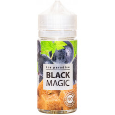 Жидкость Ice Paradise No Mentol 100 мл Black Magic 0 мг/мл VG/PG 70/30