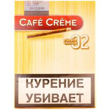 Сигариллы Cafe Creme VANILLA 8*10*30 (FILTER 02)